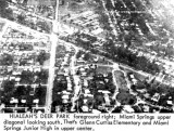 Early 1964 - Hialeah's Deer Park section and Miami Springs