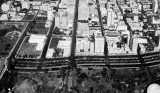 1942-45 - closeup of Bayfront Park and downtown Miami