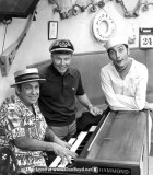 Uncle Don, Skipper Chuck and Scrubby on Popeye's Playhouse