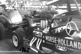 1962 - Morse-Holland Ford sponsored race car at Palmetto Speedway, Medley