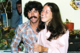 1979 - Rick and Linda Sullivan at Terry and Susan Bocskey's wedding