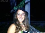 1979 - Kim McNatt in her Halloween outfit