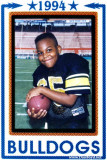 1994 - 7 year old Jelani Murray, son of Cynthia Murray