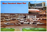 Late 1960's - Concourse 4 and the 20th Street Terminal at Miami International Airport
