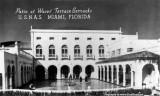 1944 - Waves barracks at Naval Air Station Miami