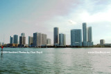 2009 - hotels/condos north of The Miami Herald building (far left side) (#1621)