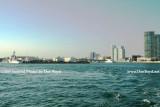 2009 - the Coast Guard Base (Sector Miami) on Causeway Island (left) and Miami Beach (right) (#1635)