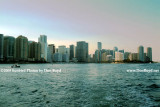 2009 - Brickell Avenue, Brickell Key and downtown Miami high rise buildings (#1653)