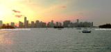 2009 - Miami's high rise buildings at sunset (#1665)