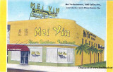 1950's - Mei Yin Chinese American Restaurant, 1660 Collins Avenue, Miami Beach