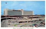 Early 1960's - Miami International Airport's new 20th Street Terminal