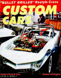 1959 - Jerry Anolik's Moon Rocket - 1955 T-Bird with Cadillac engine on cover of Custom Cars magazine