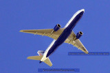 2010 - the inaugural Transaero B777-222/ER EI-UNX flight to MIA from Moscow (DME) on approach over Miami Lakes
