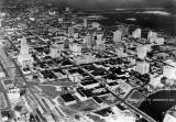 1948 - aerial photo of downtown Miami