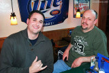 2011 - Marc Hookerman and Dave Hartman at Bryson's Irish Pub