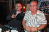 2011 - Joe Pries and Don at Bryson's Irish Pub