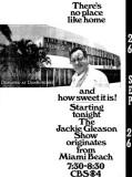 1964 - Jackie Gleason Show advertisment