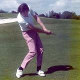 1976 - Jerry Griffis (former brother-in-law) golfing at Doral Country Club