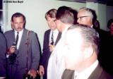 1965 - U. S. Senator (D-NY) Robert F. Kennedy at Miami International Airport