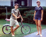 1970 - Johnny and LuAnn Cheleotis in Lima, Ohio and former neighbors from Hialeah