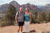 2004 - Don and Donna at Sedona, AZ