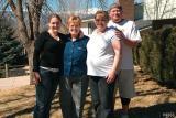 2005 - Donna, Karen C., Karen D. and Steve Kramer
