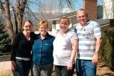 2005 - Donna, Karen C., Karen D. and Don