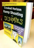 2002 - Hot selling Crooked Horizon Ramp Shooting book by Joe Pries