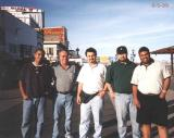1999 - Carlos Borda, Don Boyd, Kev Cook, Mike McLaughlin and Erik C. Huey