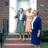 1967 - Sarah Ketcham, Clarice Gram Arnold and my aunt Norma Boyd