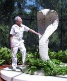 6/15/11 - RIP Mr. Haast!   Bill HAAST and the MIAMI SERPENTARIUM Photo Gallery - click on image to view