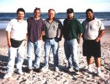 1999 - Kevin Cook, Carlos Borda, Don Boyd, Mike McLaughlin and Erik C. Huey