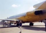 1970 - Northeast Airlines annual charity flight benefitting Variety Children's Hospital  (B727-295 N1650)