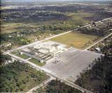 1968 - Aerial photo of Miami Killian Senior High School, 10655 SW 97 Avenue, Miami