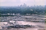 1988 - Miami International Airport and downtown Miami in the background