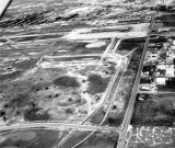 1953 - looking north along LeJeune Road from about NW 20th Street north to Okeechobee Road