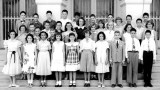 1952 - Mrs. Piant's 6th Grade class at Coral Gables Elementary School