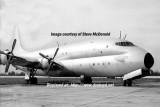1960s - ex-USN Lockheed R6V (formerly XR6O) Constitution N7673C at Opa-locka Airport