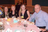 2007 - Wendy Criswell, Karen, Donna and Don at PEO convention in Daytona Beach