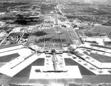 1959 - the new 20th Street Terminal at Miami International Airport (hotel not built yet)