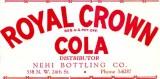 1952 - Royal Crown Cola