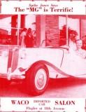 1952 - Waco Imported Car Salon