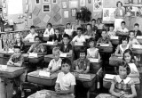 1963 - the 3rd grade class at Sylvania Heights Elementary School