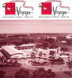 1960's - the Voyager Motel on Biscayne Boulevard and NE 123rd Street