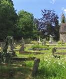 CHURCHYARD SCENES