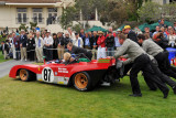 1972 Ferrari 312 PB Spyder race car (st, cr)