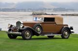 1931 Pierce-Arrow 41 LeBaron Convertible Victoria (st)