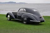 Best of Show, 1938 Alfa Romeo 8C 2900B Berlinetta by Touring (st)