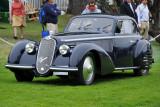 Best of Show, 1938 Alfa Romeo 8C 2900B Touring Berlinetta (st)