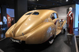 Petersen Museum  -- Automotivated: Streamlined Fashion and Automobiles, August 2010